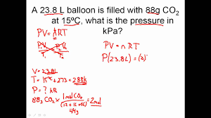 chemistry problem solver online chemistry homework help com  ideal gas law practice problems how to solve ideal gas law ideal gas law practice problems
