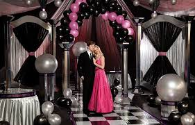 A Black Tie Affair Complete Prom Theme Andersons