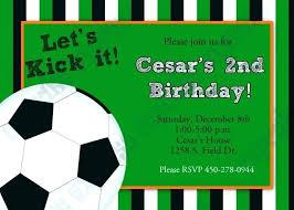 Football Party Invitations Templates Free Football Party Invitations Templates Free Soccer Party Invitation