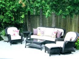 hampton bay lawn furniture bay spring haven patio furniture patio furniture outdoor wicker 8 piece set hampton bay