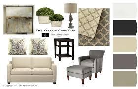 Tan Living Room Simple Design Ideas