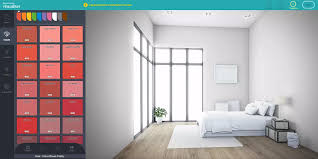 you can pick and choose colours for your own room and has numerous images of both indoor and outdoor projects for you to try out