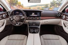 Saloon and estate are able to react if the driver doesn't. 2020 Mercedes Benz E Class Coupe Interior Photos Carbuzz