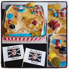 The Pirate Themed Birthday Cake Anita Of Cake