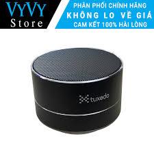 THANH LÝ] Loa Bluetooth Tuxedo A2 mini 3W, buetooth 4.1, vỏ nhôm nguyên  khối - chính hãng phân phối