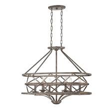industrial style home lighting. savoy house lamps rail 6 light oval chandelier industrial style usa product available home lighting e