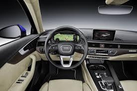2015 audi a4 interior. Modren Interior 2015 Audi A4  Interior On E