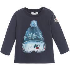 Moncler Baby Boy Shirts
