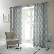 Living Room Ready Made Curtains Woodland Trees Modern Lined Eyelet Curtains Forest Ready Made Ring