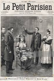 electric chair execution gone wrong. death penalty by electrocution, execution of a woman electric chair, in new york chair gone wrong