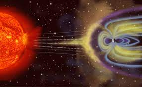 A solar storm is heading for Earth ...