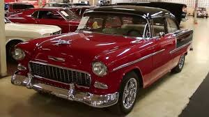 1955 Chevrolet 210 Hot Rod - Disc Brakes Overdrive Air Cond Custom ...