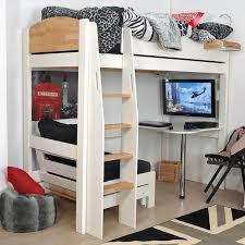 Wonderful Sale Kids Avenue Urban Highsleeper 1 With Sofabed U0026 Desk