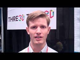 An interview with Myles Lambert of THRE3D at the 3D Printing Conference,  July 10, 2013. - YouTube