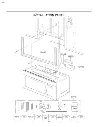 Hood Range Installation Microwave Vent Hood Installation Microwave Baked Potato