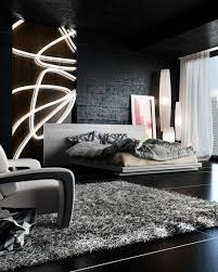 cool bedroom design black. Awesome Bedroom Interior Design Ideas For Guys Cool Black N