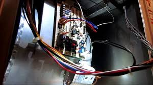 carrier control board. furnace control board change out on a carrier 59sc5a080 (real time)