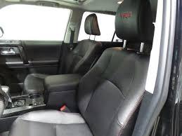 trd seat covers 4runner 2018 toyota 4runner trd off road toyota dealer serving calgary ab