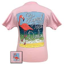 flamingo t shirt. Interesting Shirt Girlie Girl Originals Stand Tall Flamingo TShirt Small And T Shirt 0