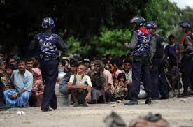 Image result for ethnic cleansing in myanmar against the rohingya
