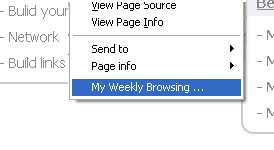 My Weekly Schedule 2 Firefox Addons To Schedule Your Browsing Search Engine Journal