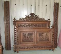 Oak Bedroom Suites French Carved Oak Bedroom Set Antiques Atlas