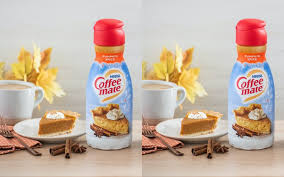 This link is to an external site that may or may not meet accessibility guidelines. Coffee Mate S Pumpkin Spice Coffee Creamer Is Back For 2019 Along With New Flavors
