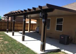 aluminum patio cover cost per square foot furniture without
