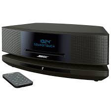 bose music system. bose wave soundtouch iv wireless multi-room music system - black : home speakers best buy canada a