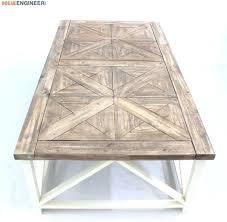 parquet coffee table parquet x brace coffee table coffee table plans table plans parquet coffee table plans free plans parquet reclaimed wood round coffee