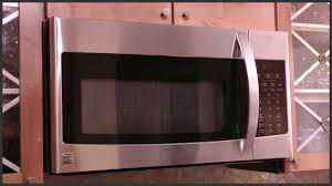 above oven microwave. Over The Range Microwave Replacement Above Oven