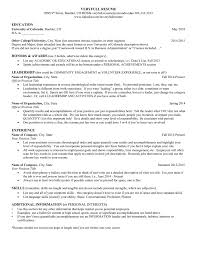 What Should Not Be Included In A Resume Veryfull Resume