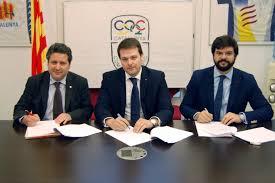 gerard esteva presidirà el renascut comitè olímpic català fosbury