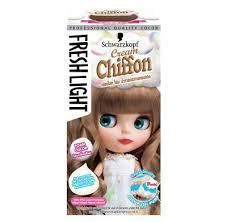 Bubble Foam Schwarzkopf Japan Freshlight Color Hair Dye
