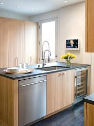 kitchen island with dishwasher islands sinks and dishwashers refrigerator small wood frosted glass door sink pull