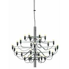 2097 50 chandelier chrome gino sarfatti flos royaldesign com