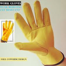 200p <b>двухслойные</b> рабочие <b>перчатки</b> из воловьей кожи ...