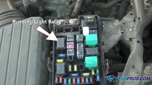 how to fix tail running light problems in under minutes the headlight running light switch is used as the trigger circuit which sends a signal to activate the relay when this relay fails it will hinder the