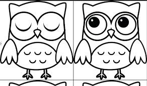 Owl Coloring Page For Kids Owl Coloring Page On Cute Pages Mandala