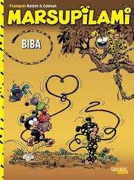Biba Marsupilami Bd.4 Buch von André Franquin versandkostenfrei bestellen