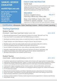 2016 New Resume Format Resume Example Graduate College Graduate