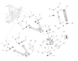 polaris ranger parts diagram polaris image wiring 2013 polaris ranger 800 crew r13wh76ag ar eah eai rear a arms on polaris ranger parts
