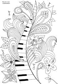 Music Instruments Colouring Pages Music Coloring Pages Instrument