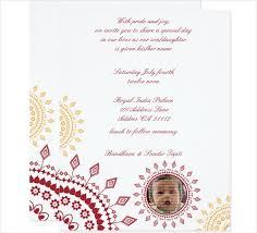 23 Naming Ceremony Invitation Templates Printable Psd Ai