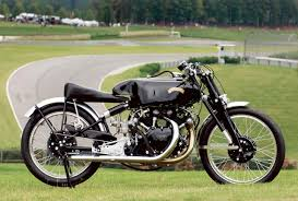 historic vincent gunga din classic british motorcycles