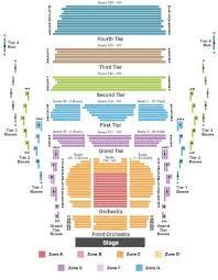 Seating Chart Whiting Auditorium The Hip Hop Nutcracker Newark Tickets 12 21 2019 New