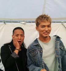 トモキtomokey Drums On Twitter Exile Shokichiさんとありがたい