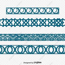 Vector Decorative Border Lines Texture Border Line Line