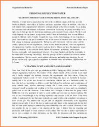 personal reflection essay sample 6 personal reflective essay sample essay checklist