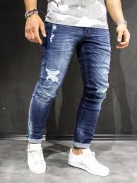 7 Must Have's In Every Man's Closet | <b>Ripped</b> jeans <b>men</b>, White ...